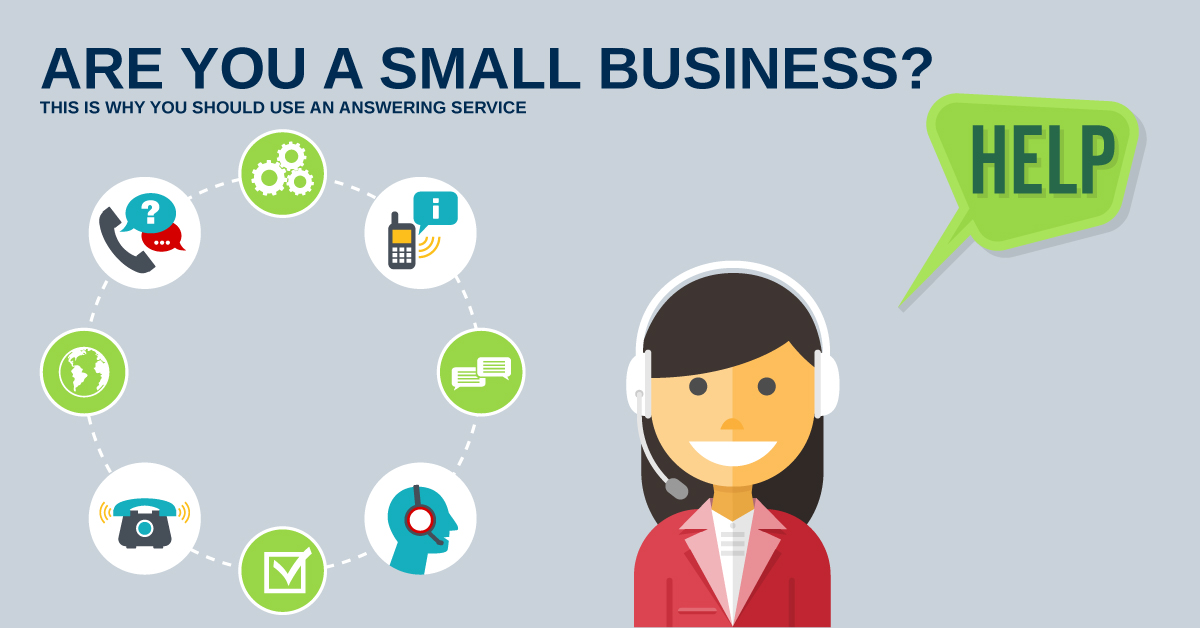 Why small businesses should use an answering service