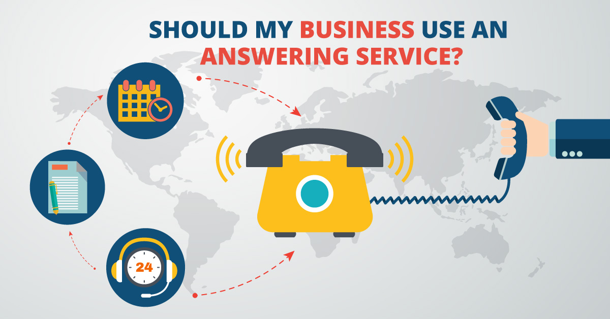 Reasons your business should use an answering service