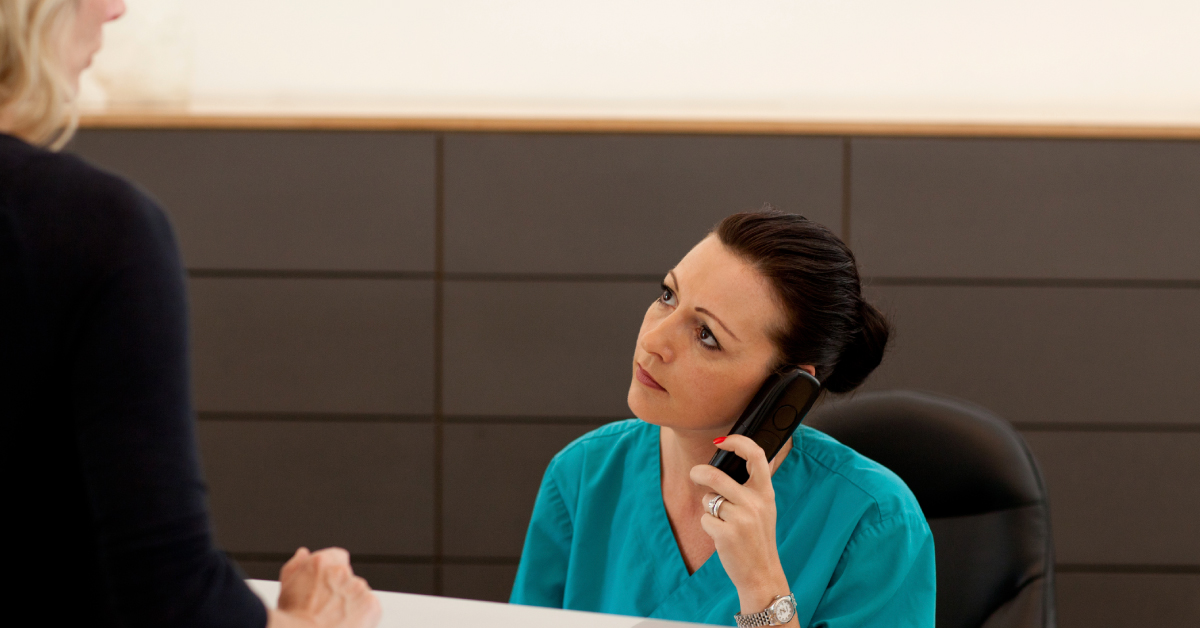 Medical answering services