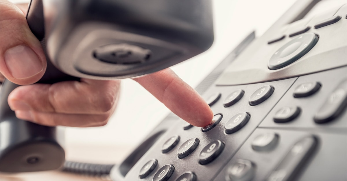 How to Put a Customer on Hold